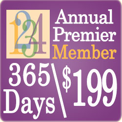 Annual Premier Retirement Professional Development Membership