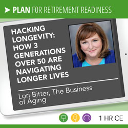 Hacking Longevity: How Three Generations Over 50 are Navigating Longer Lives - Lori Bitter