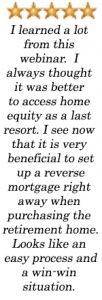 Reverse Mortgage for Purchase: Helping Seniors Buy a Right-Size Home with the Right Tool - Allen Chao