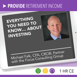 Everything You Need to Know...About Investing - Michael Falk