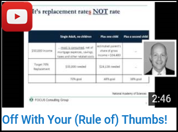Michael Falk - Off with Your (Rule of) Thumbs! YouTube clip