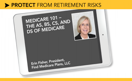 11/19/2018 Medicare 101 – The As, Bs, Cs, and Ds of Medicare – Erin Fisher - REBROADCAST