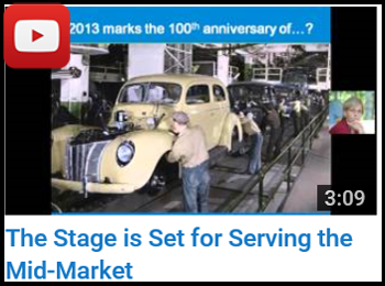 The Stage is Set for Serving the Mid-Market - Meredith and Harness - YouTube clip