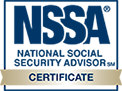 National Social Security Advisor logo-cert