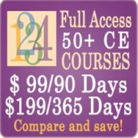 Need CFP, CRC, or other CE? Become a member and Save!