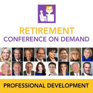 Retirement Conference on Demand