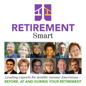 REGISTER NOW for the next session of Retirement Smart Webinars for Pre-Retirees