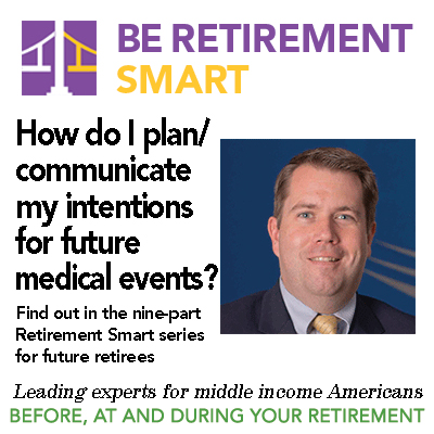 Retirement Smart Webinar #10 - Paul Malley, President of Aging with Dignity