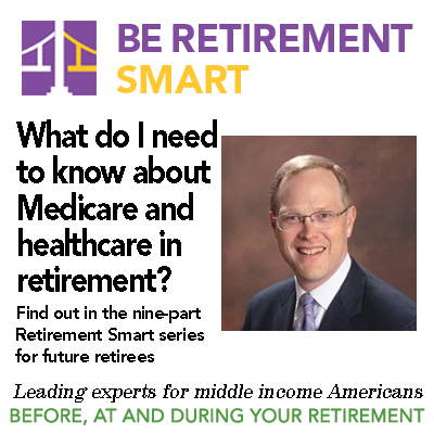 Be Retirement Smart - Webinar #3 - Peter Stahl