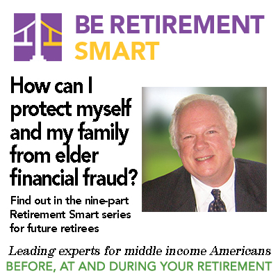 Retirement Smart Webinar #5 by Bob Mauterstock, CFP®,ChFC, CLTC, Eldercare Expert