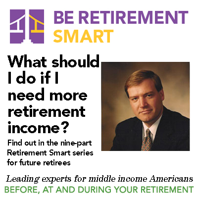 Be Retirement Smart - Webinar #6 - Kevin Seibert