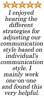 Understanding Communication Styles – Joseph Tabers